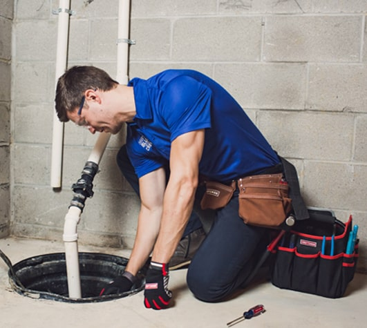 sump pump services